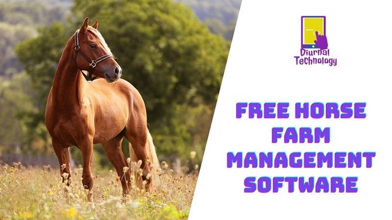 free horse farm management software