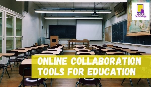 online collaboration tools for education